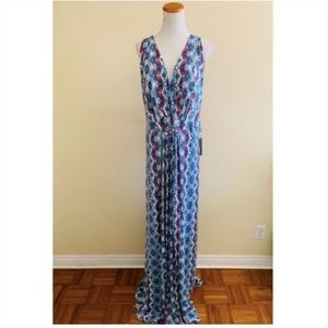Tart Nordstrom PLUS Maxi Dress Chloe Empire Waist